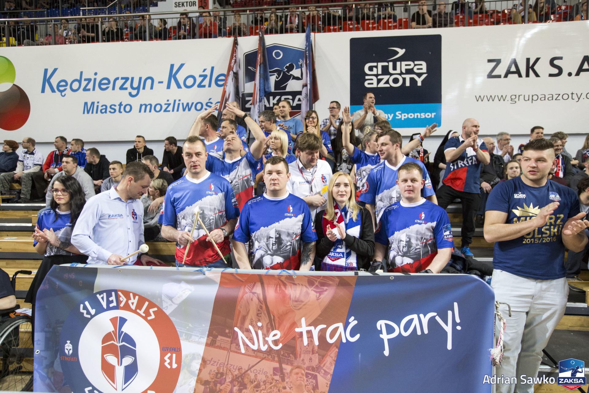 Przedsprzedaż biletów na Mecz Ligi Mistrzów z Noliko Maaseik