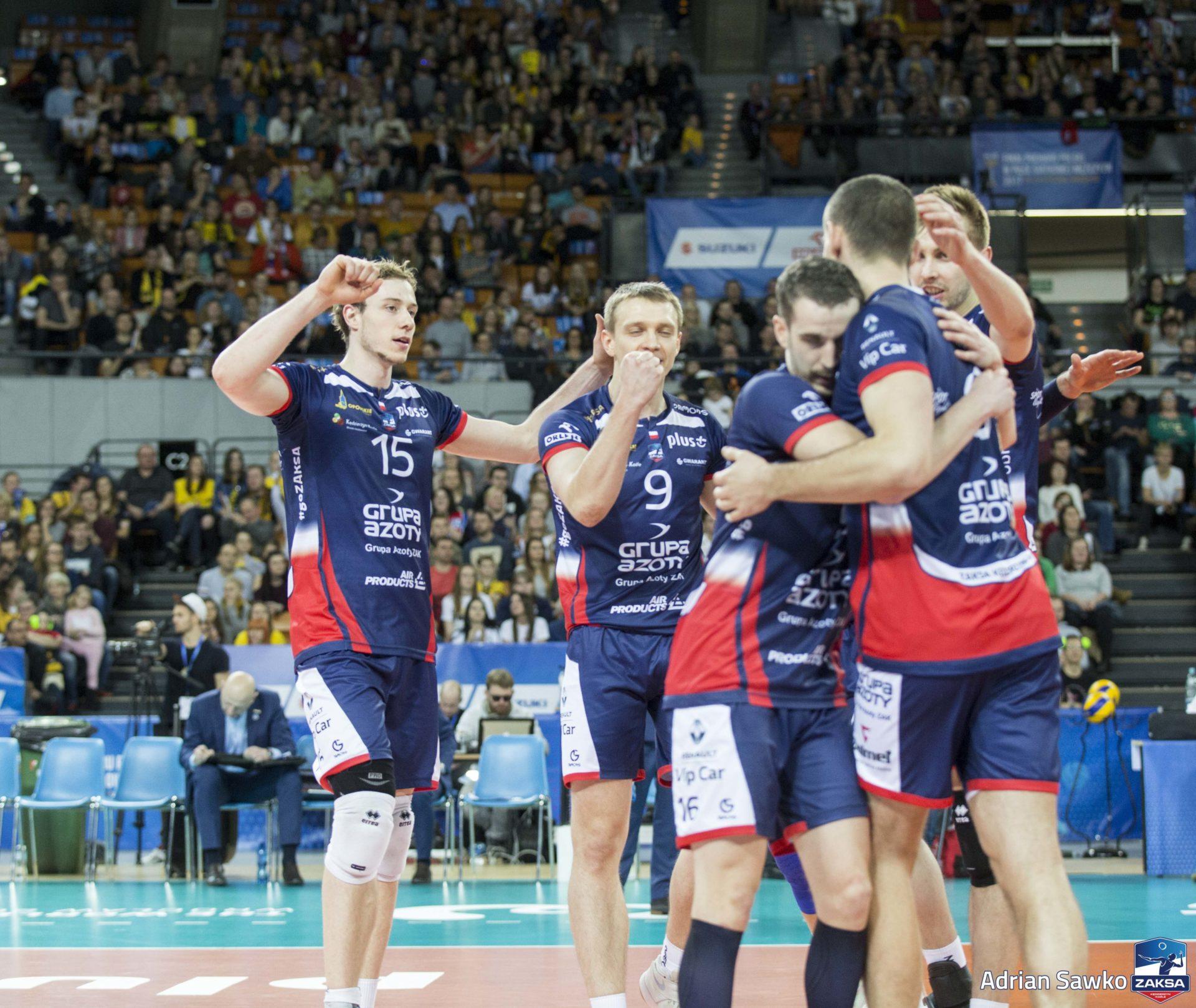 Długo wyczekiwany mecz u siebie – zagramy z Lotosem Treflem Gdańsk