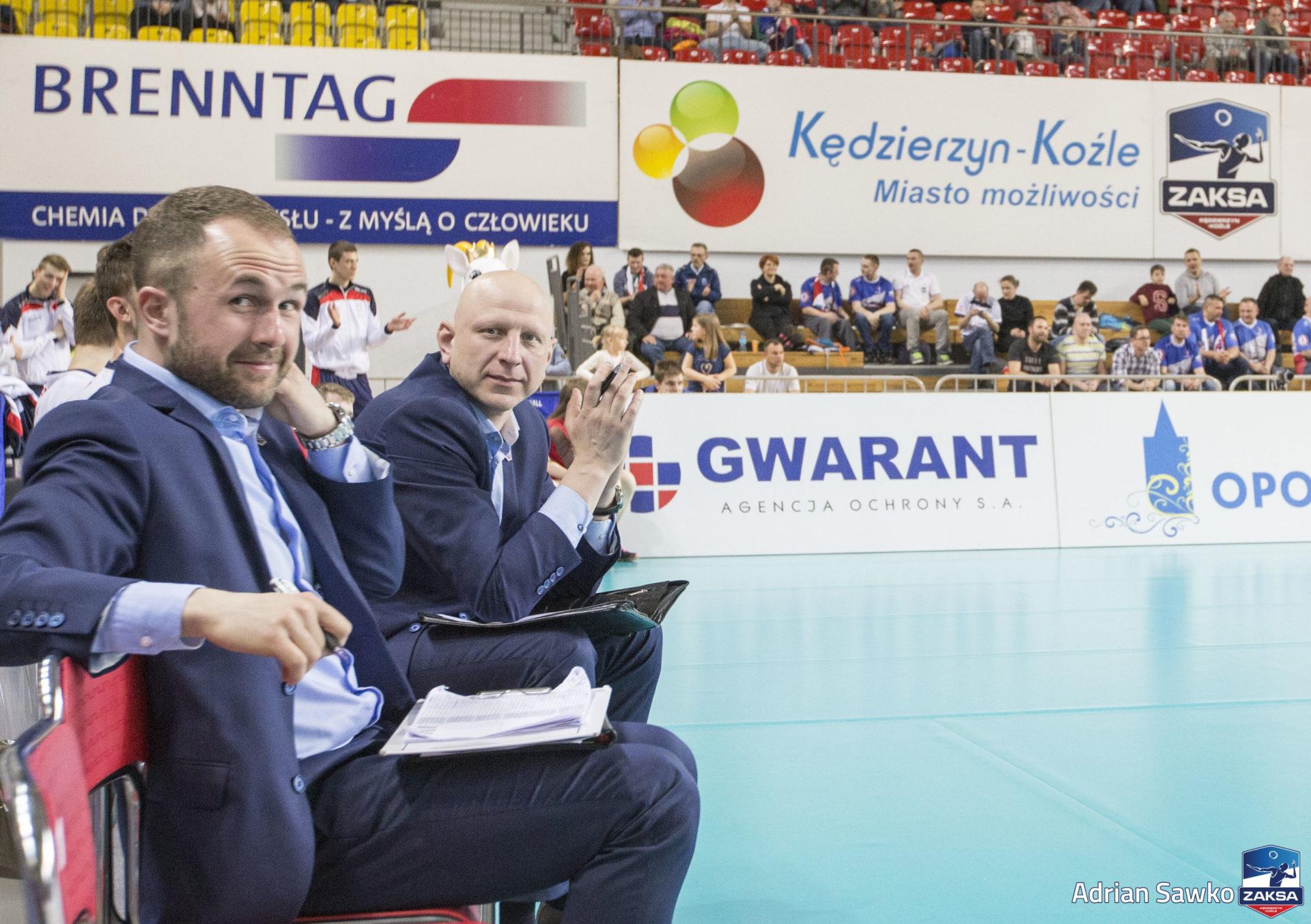 Oskar Kaczmarczyk: Daleko jestem od tego by już dzisiaj żegnać się z klubem