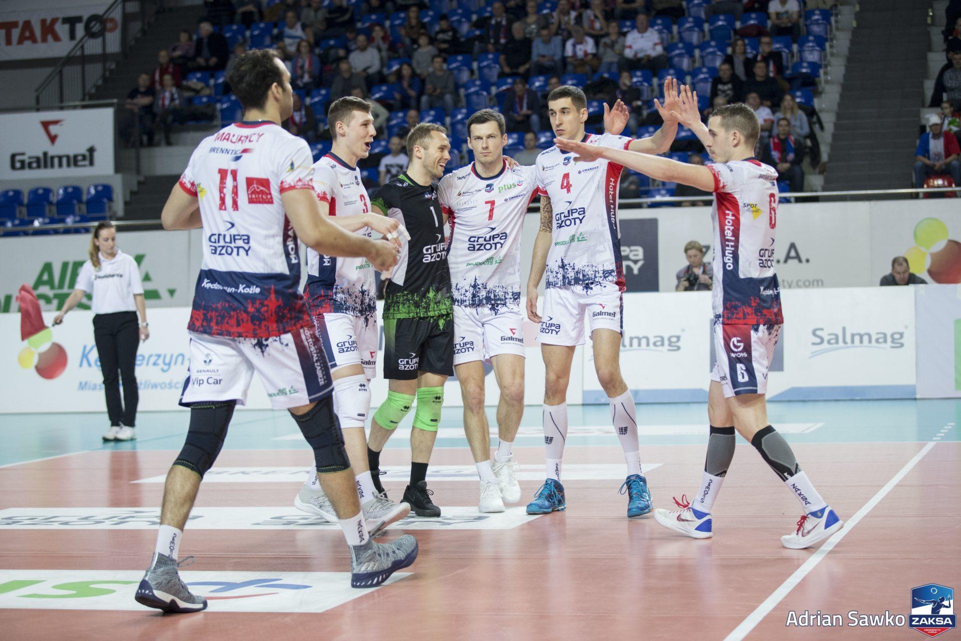 Bilety na mecz ZAKSA Kędzierzyn-Koźle vs Trefl Gdańsk