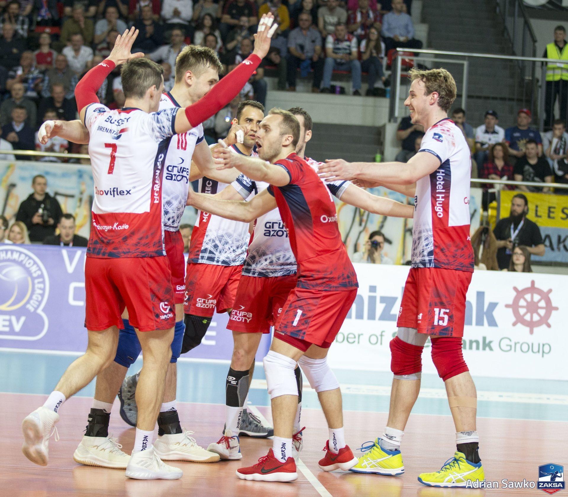 ZAKSA w Final Four Ligi Mistrzów!
