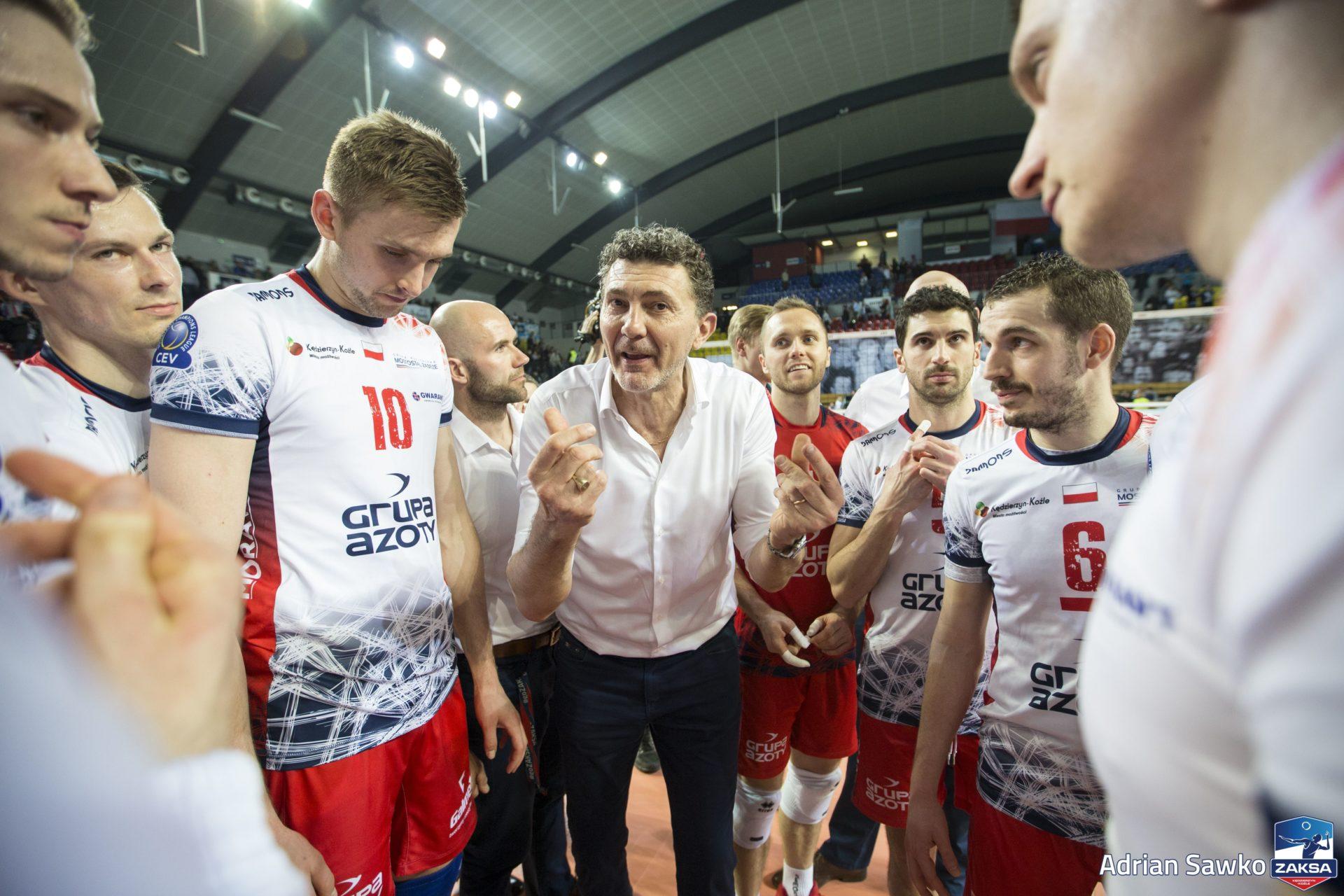 Matusz Bieniek: Jedziemy do Niemiec po zwycięstwo