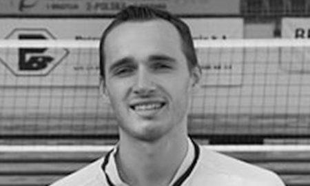Nie żyje Konrad Małecki, były zawodnik Mostostalu
