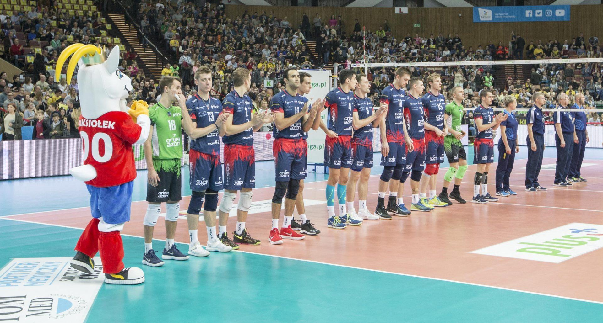 ZAKSA wraca na ligowe parkiety – gramy z GKS-em Katowice