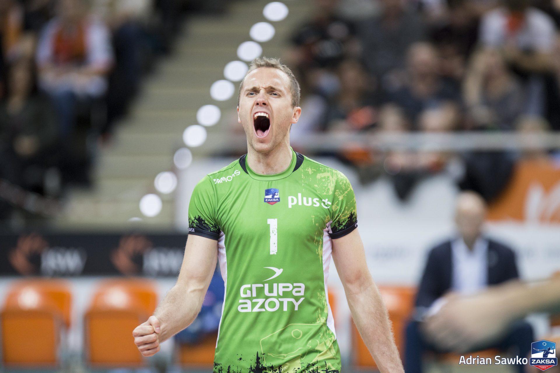 Paweł Zatorski – kolejny mistrz zostaje w ZAKSIE
