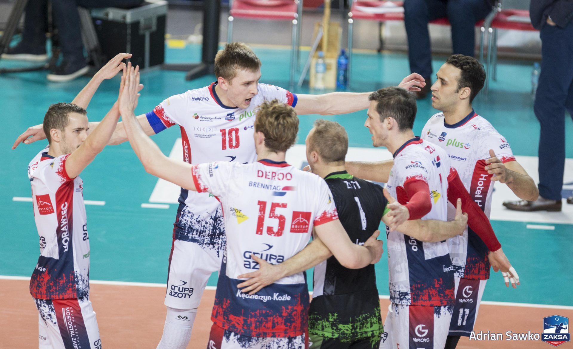 Meczem z wicemistrzem Polski kończymy fazę zasadniczą