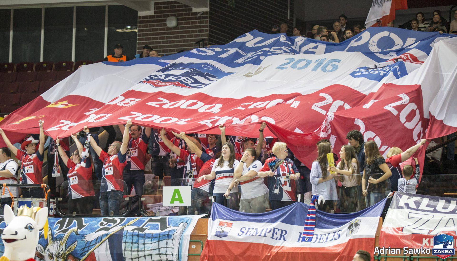 LM: Mecz z Trentino zagramy w Kędzierzynie-Koźlu
