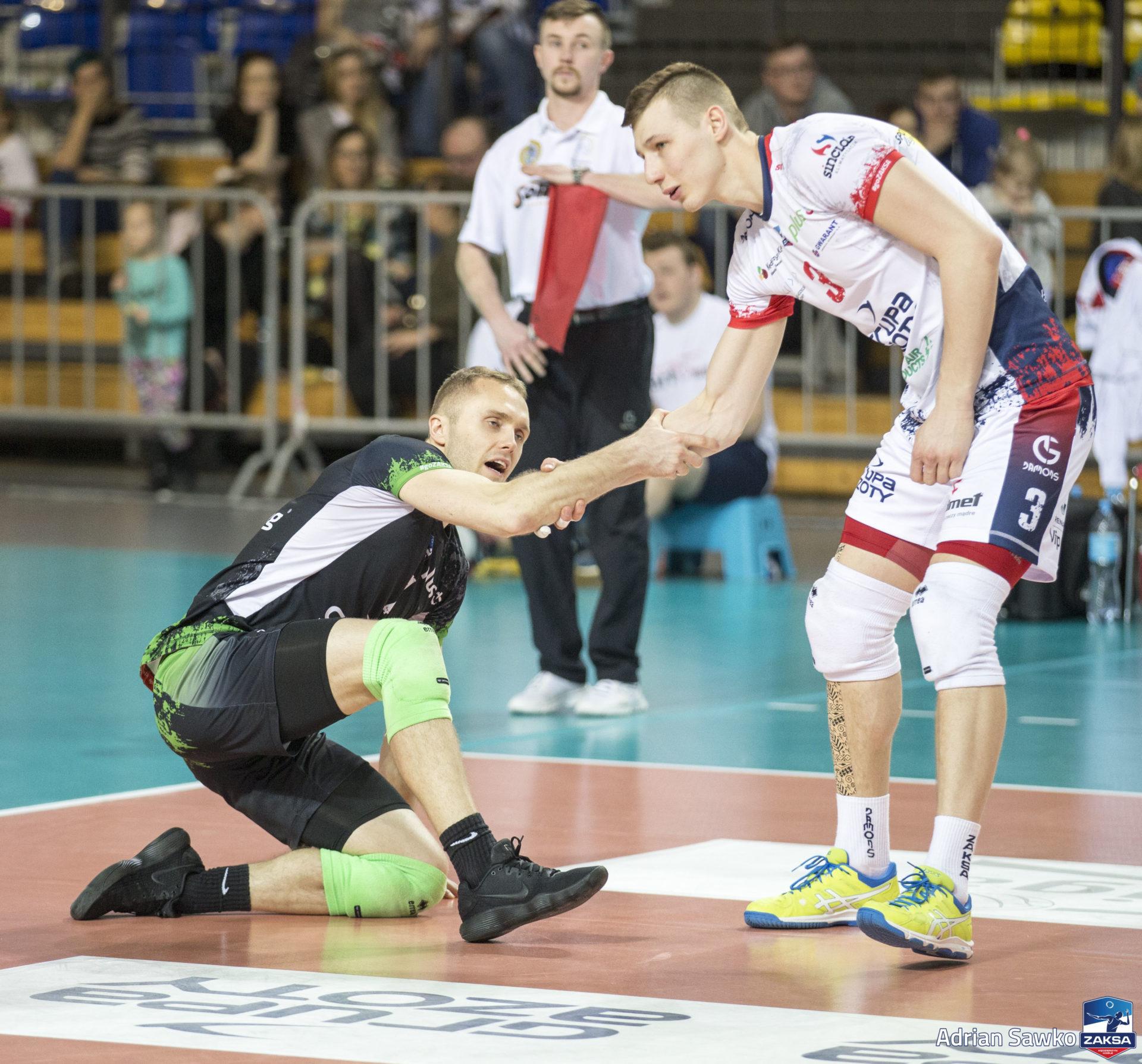 Rafał Szymura: Najważniejsze, że wygraliśmy