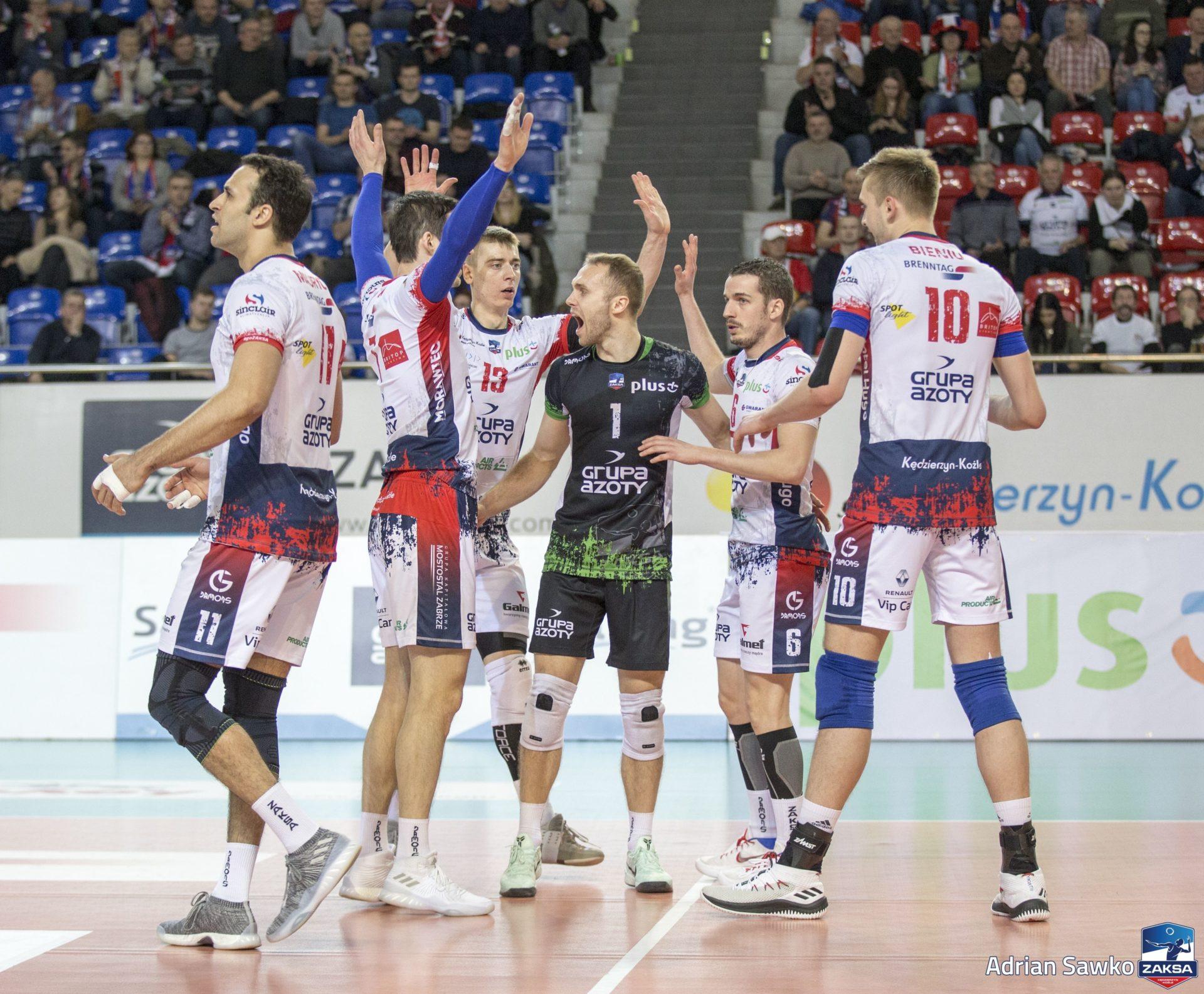 Czas zacząć play-off Ligi Mistrzów – polskie starcie