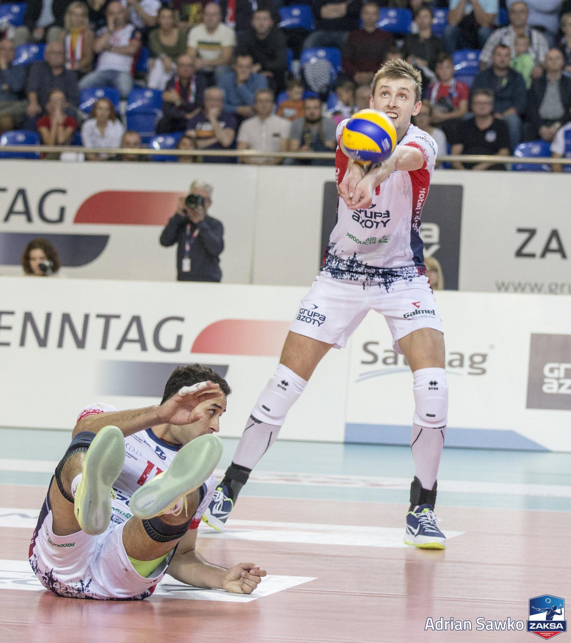 Mateusz Bieniek: Cieszymy się z trzech punktów