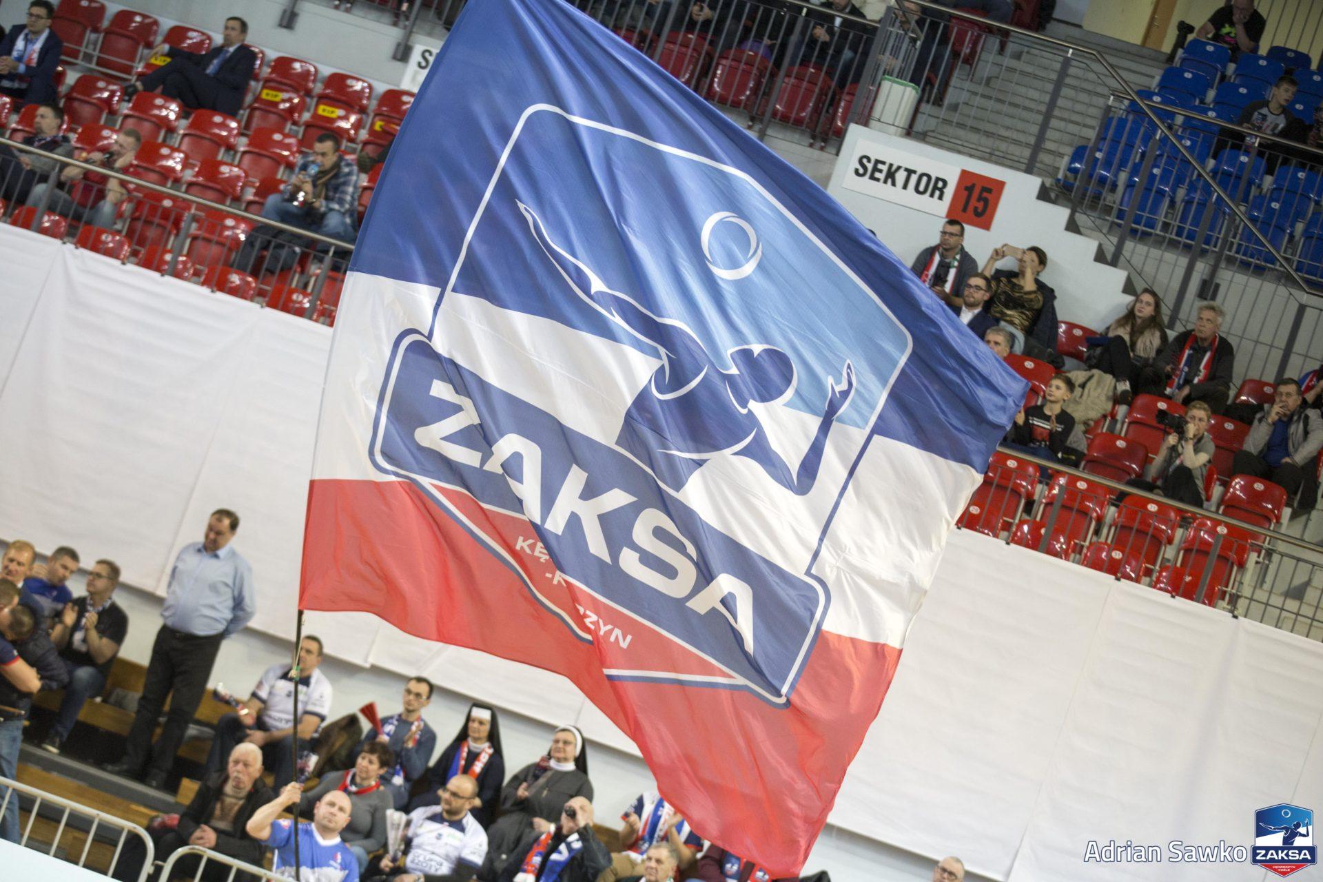 ZAKSA zgodnie z planem, wracamy z Gdańska z kompletem punktów