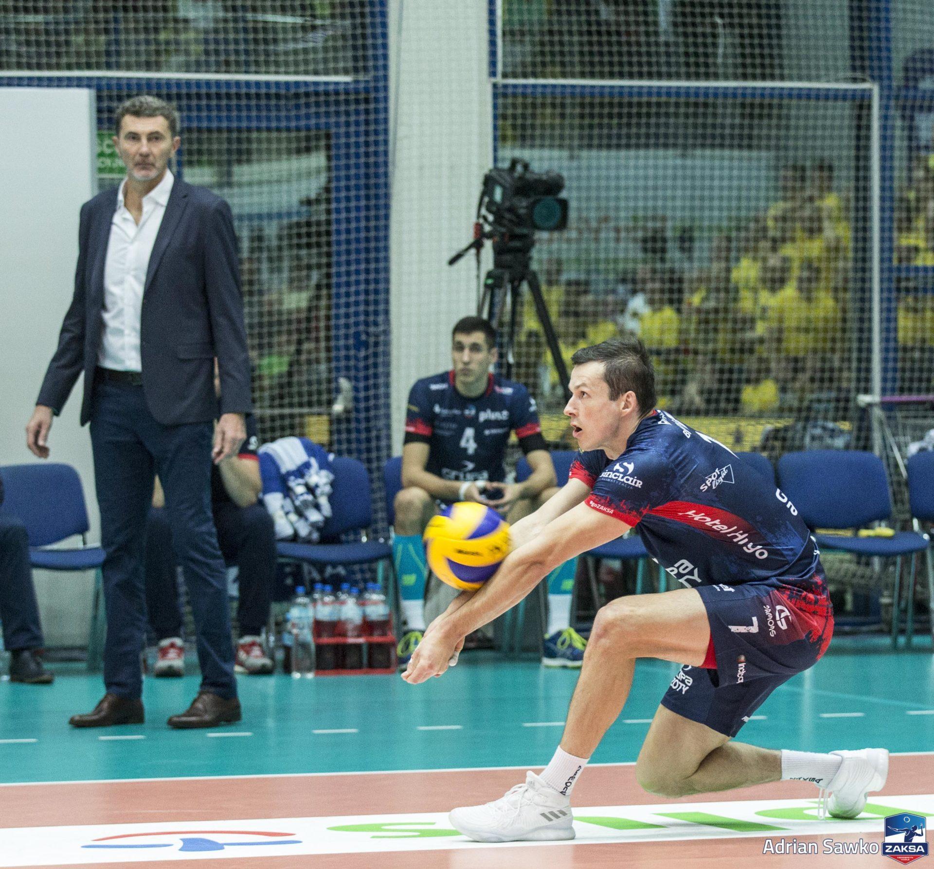 Andrea Gardini: Cieszy końcowy wynik