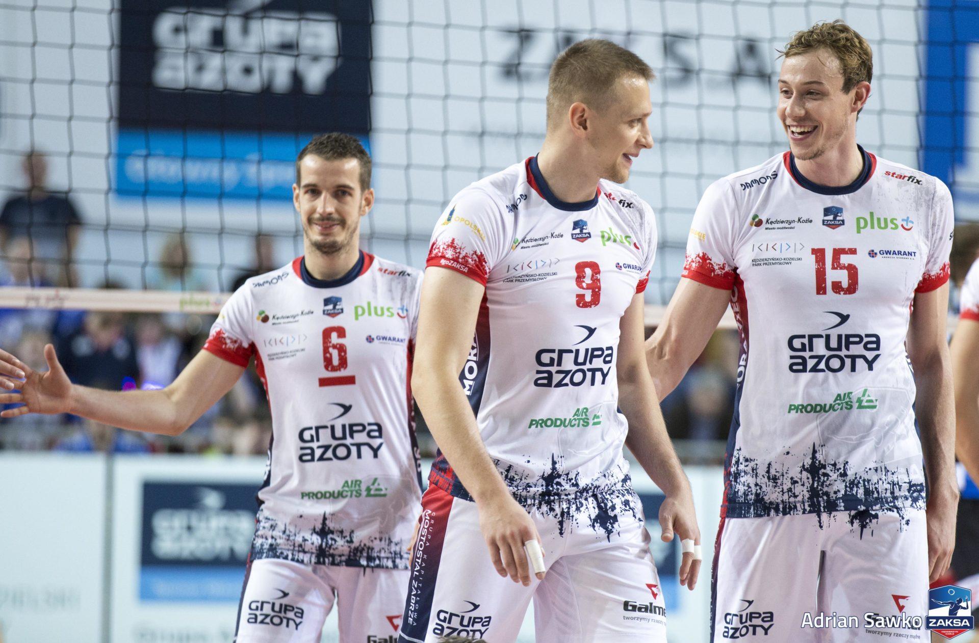 Walczymy na wyjeździe, czy Bydgoszcz będzie szczęśliwa dla ZAKSY?