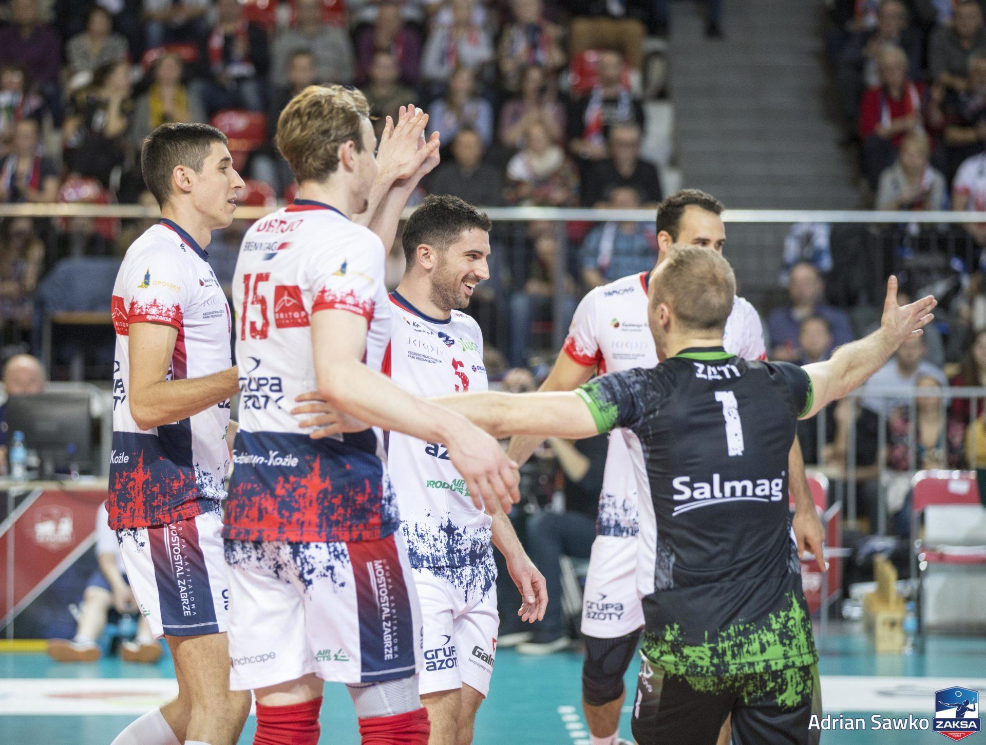 Marco Falaschi: Zagraliśmy dobrze zespołowo