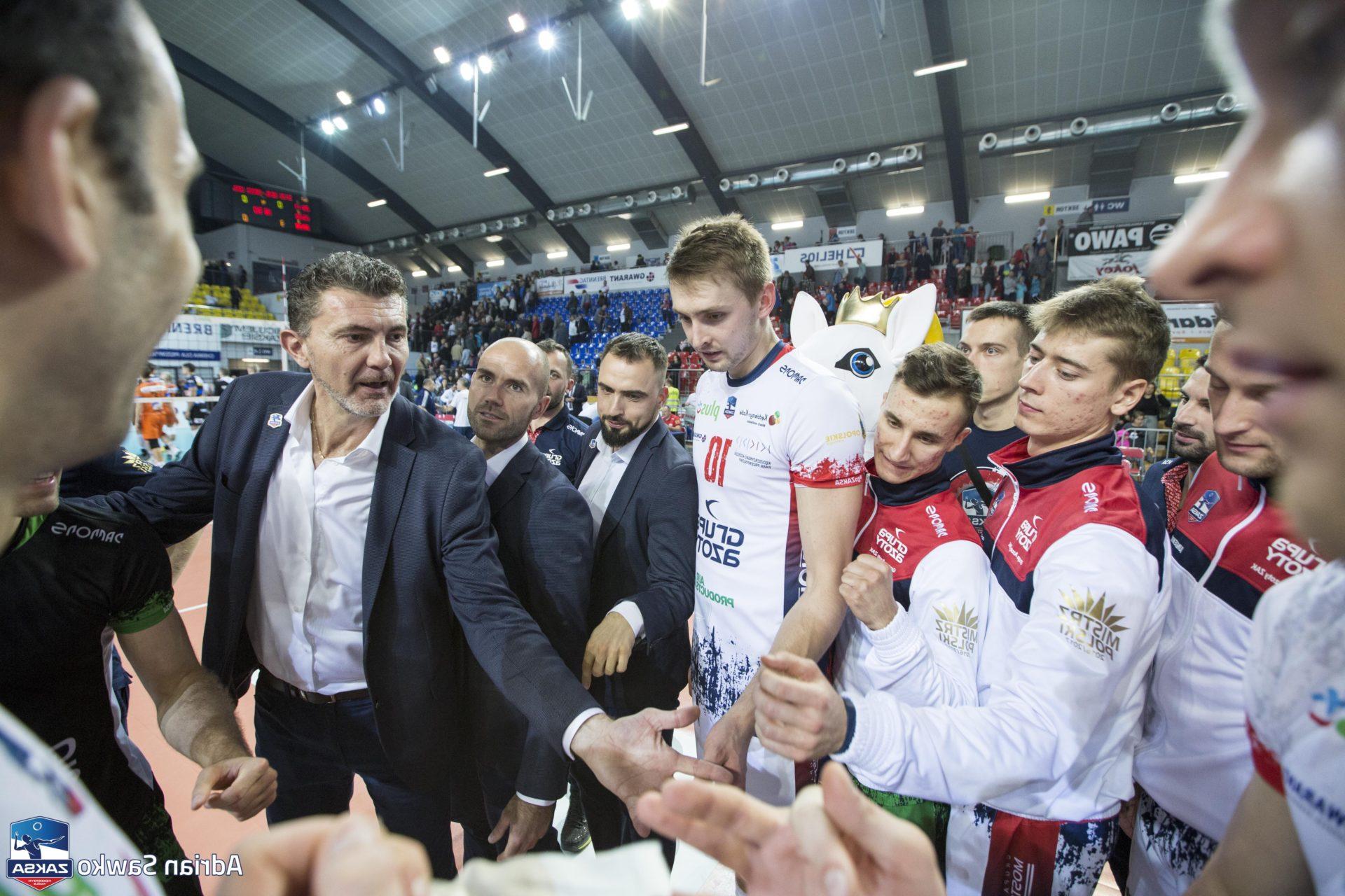 Bilety na mecz ZAKSA Kędzierzyn-Koźle vs Indykpol AZS Olsztyn