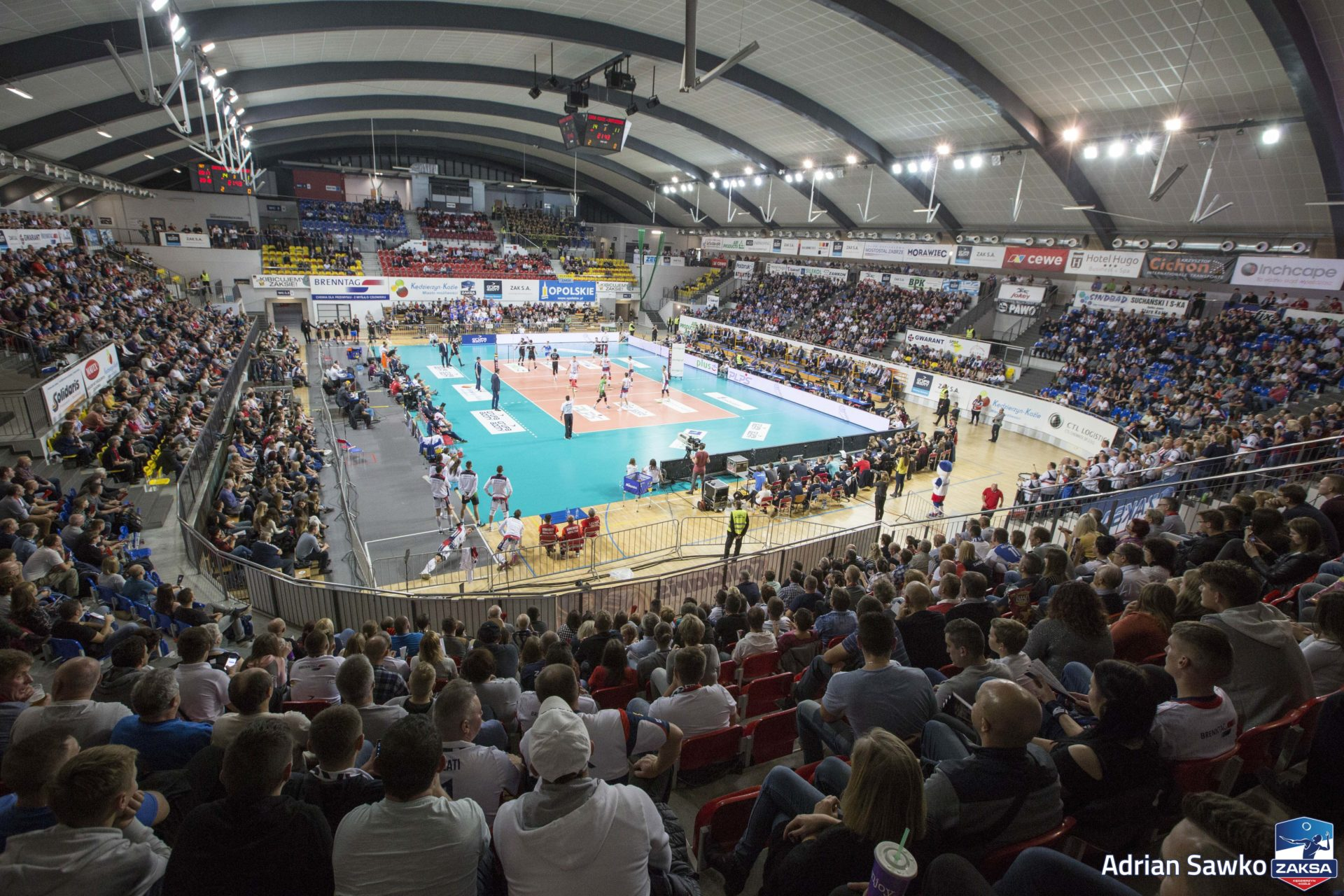Bilety na mecz ZAKSA Kędzierzyn-Koźle vs  ONICO Warszawa