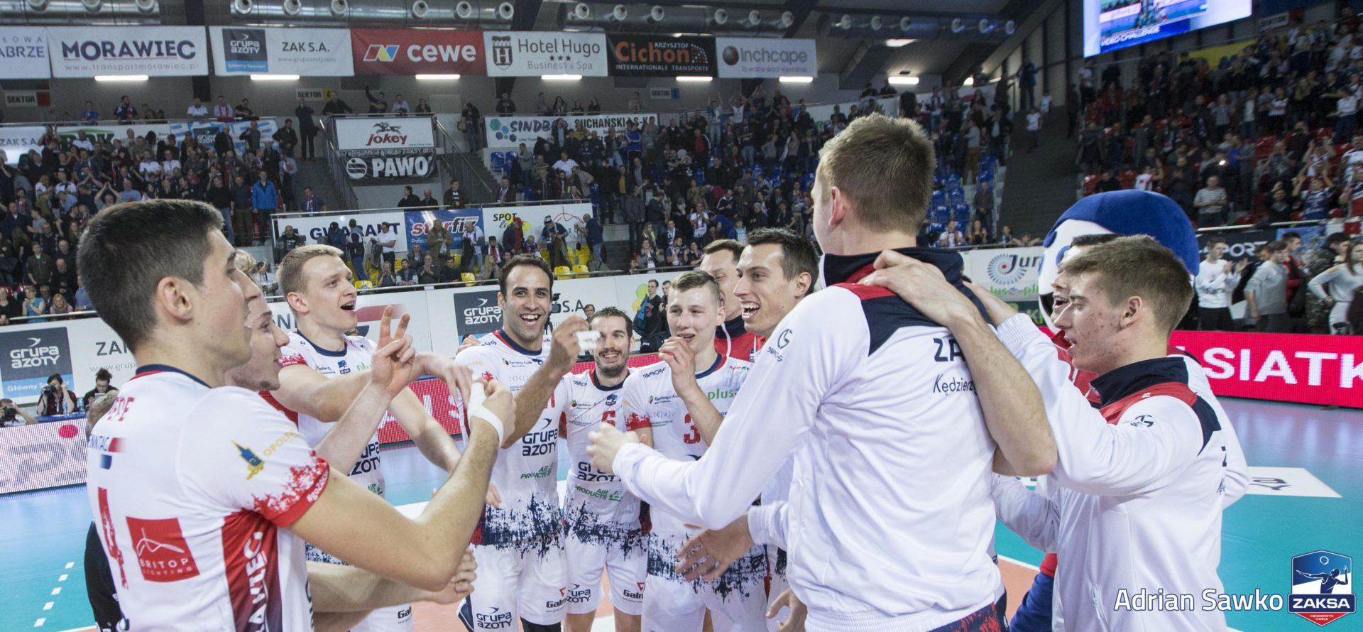 Z GKS-em Katowice zagramy w katowickim Spodku