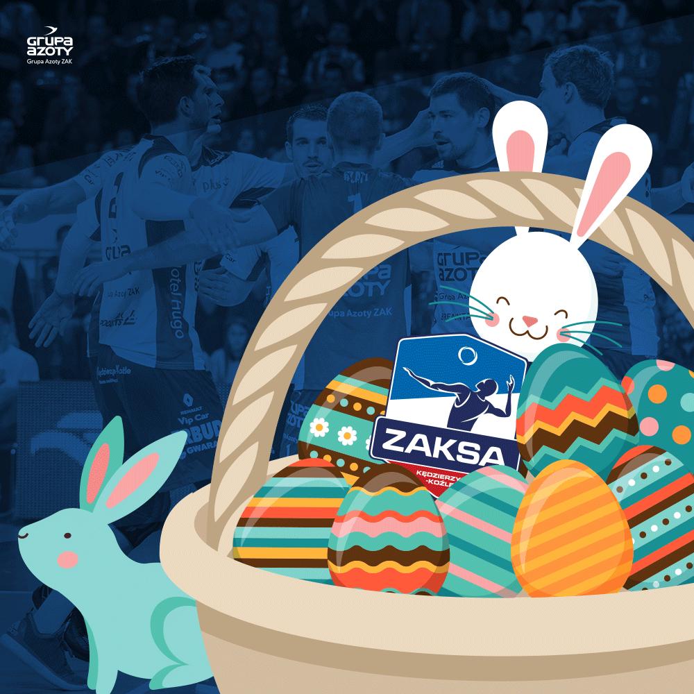 Radosnych i pogodnych Świąt Wielkanocnych !