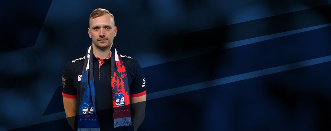 Mateusz Sacharewicz w barwach ZAKSY