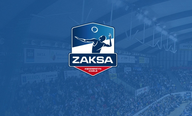 ZAKSA trenuje w Krakowie!