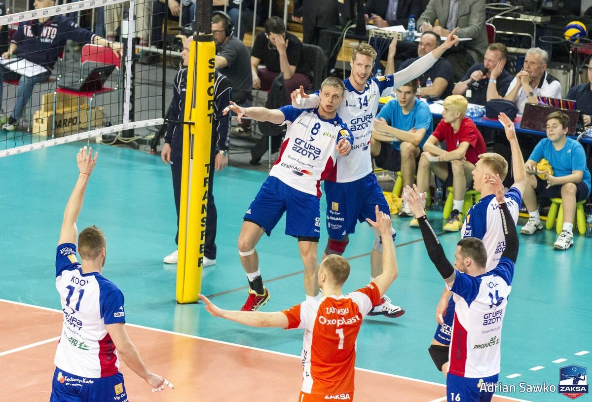Trentino lepsze w pierwszym półfinale