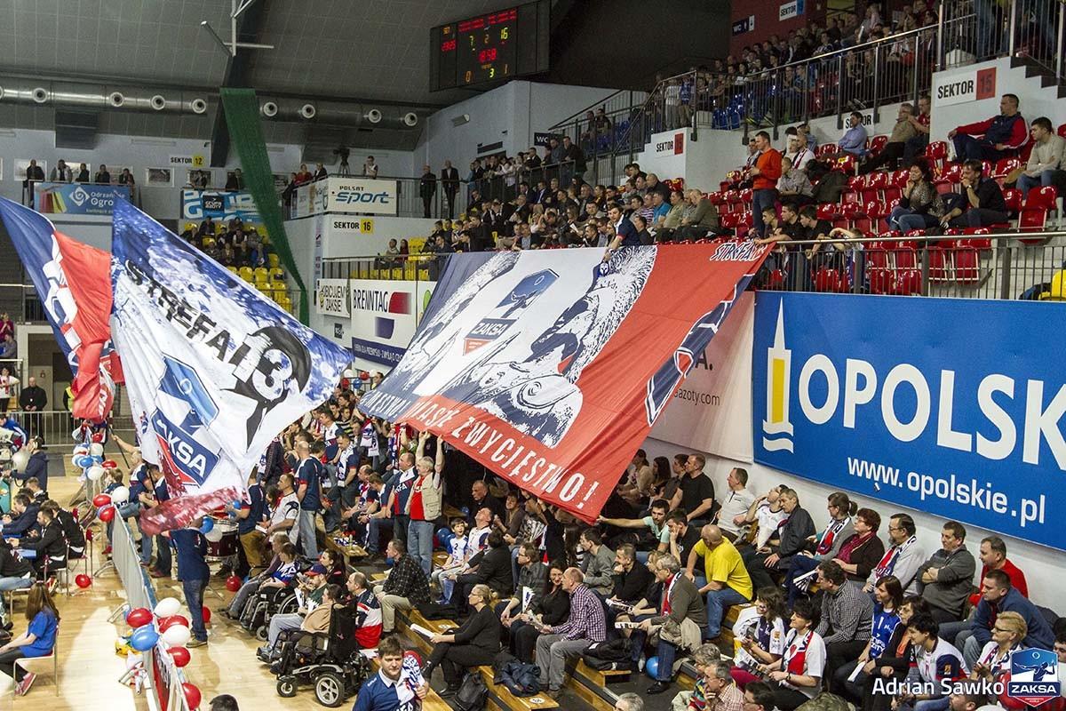 Przedsprzedaż karnetów na mecze ZAKSY w sezonie 2015/2016