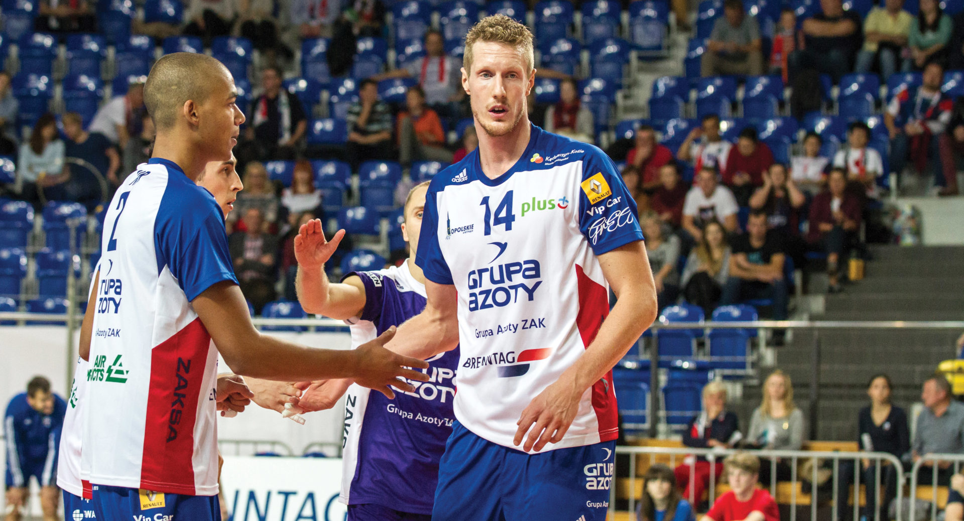 Diatec Trentino kolejnym rywalem ZAKSY w Pucharze CEV