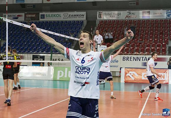 fot. Adrian Sawko / ZAKSA