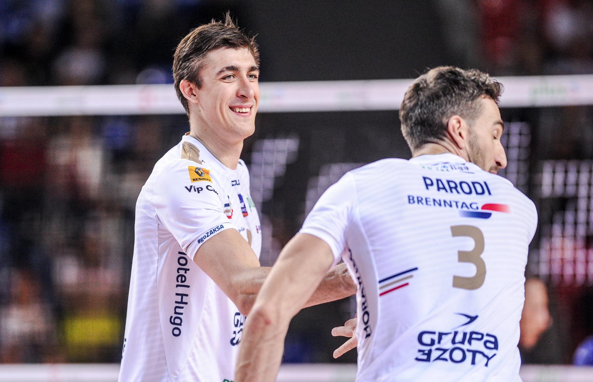 Łukasz Kaczmarek: Jestem szczęśliwy, że wróciłem