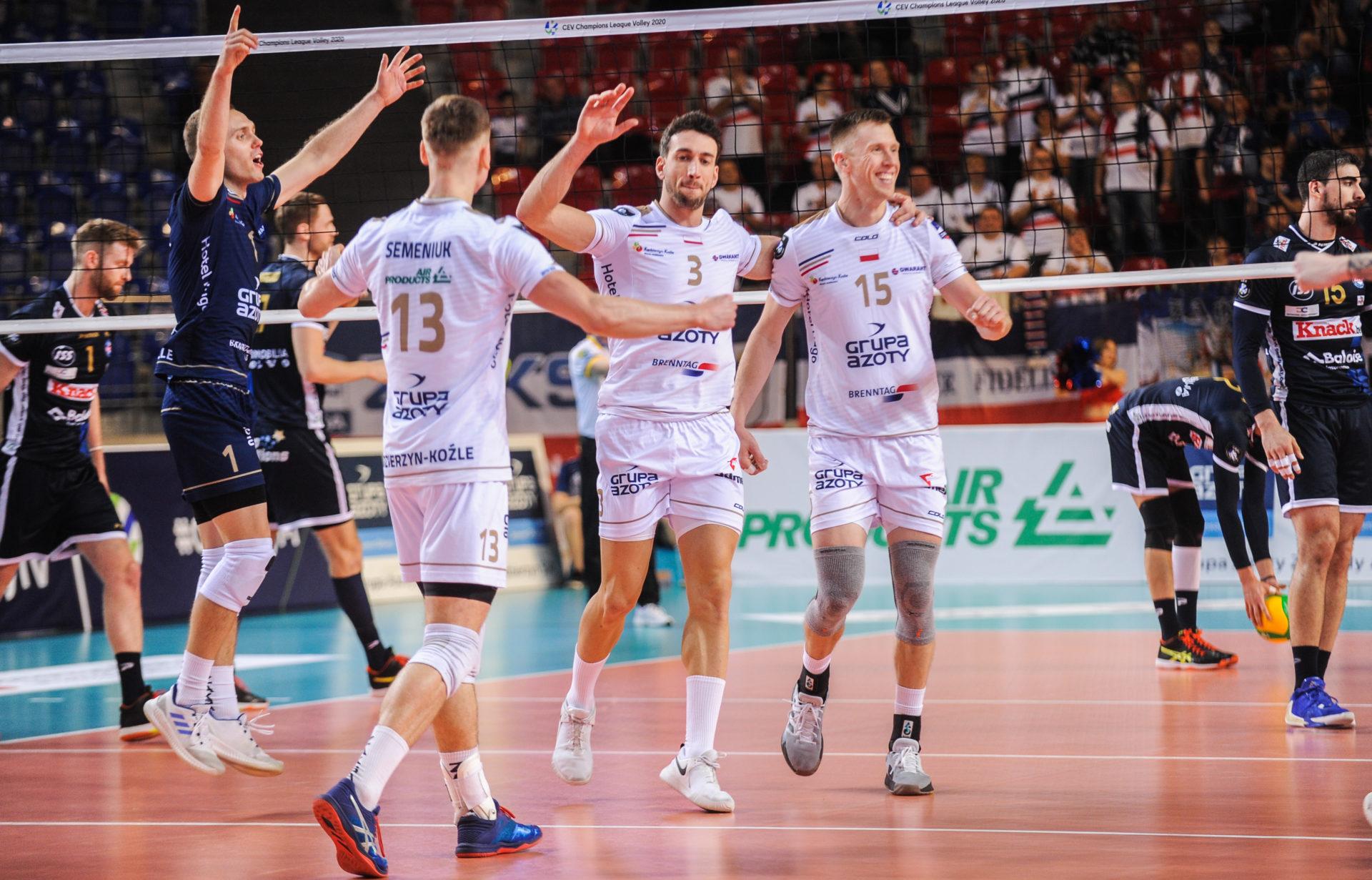 Faza grupowa Ligi Mistrzów na ostatniej prostej – ZAKSA walczy w Serbii