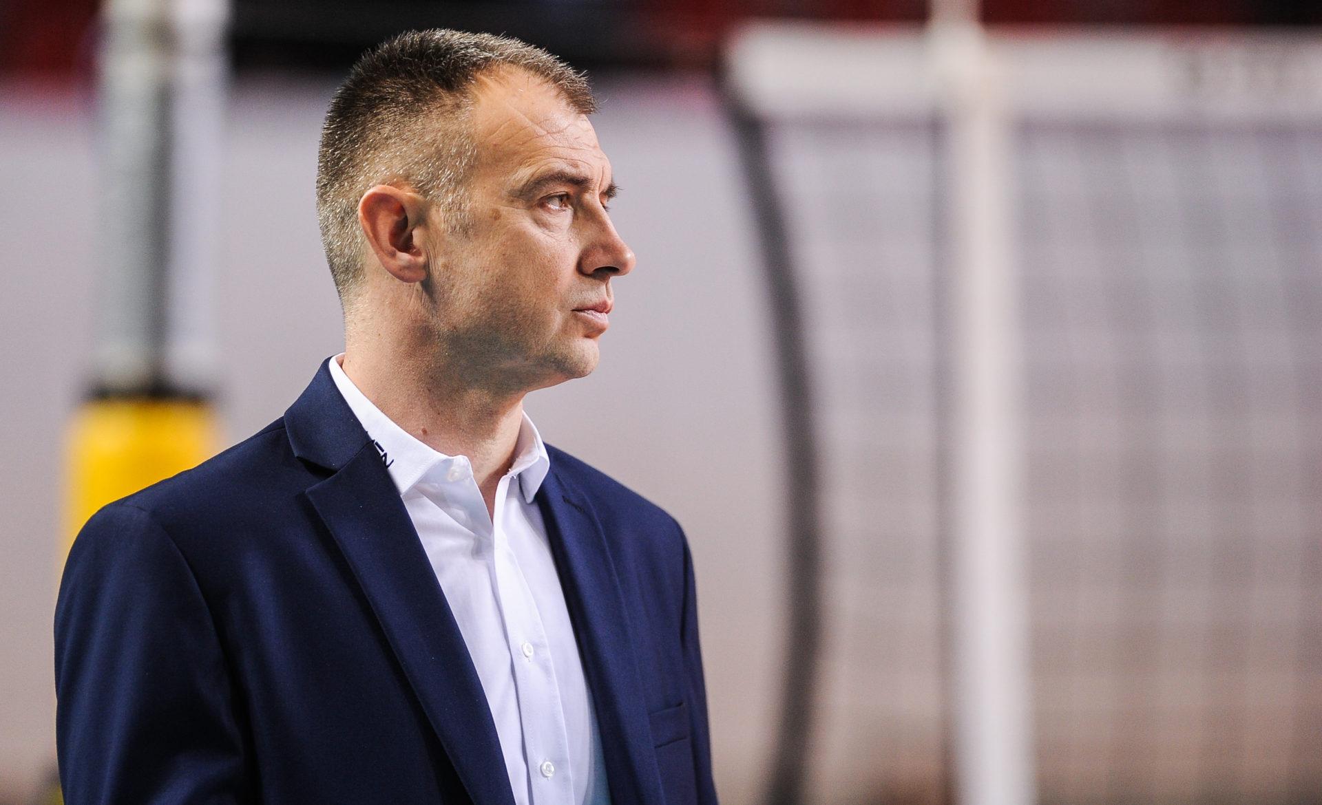 Nikola Grbić: Każdy mecz jest szczególny