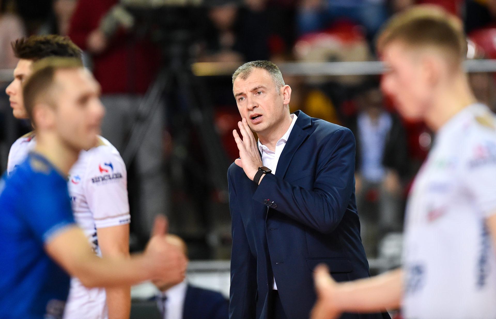 Nikola Grbić: Czeka nas trudny okres