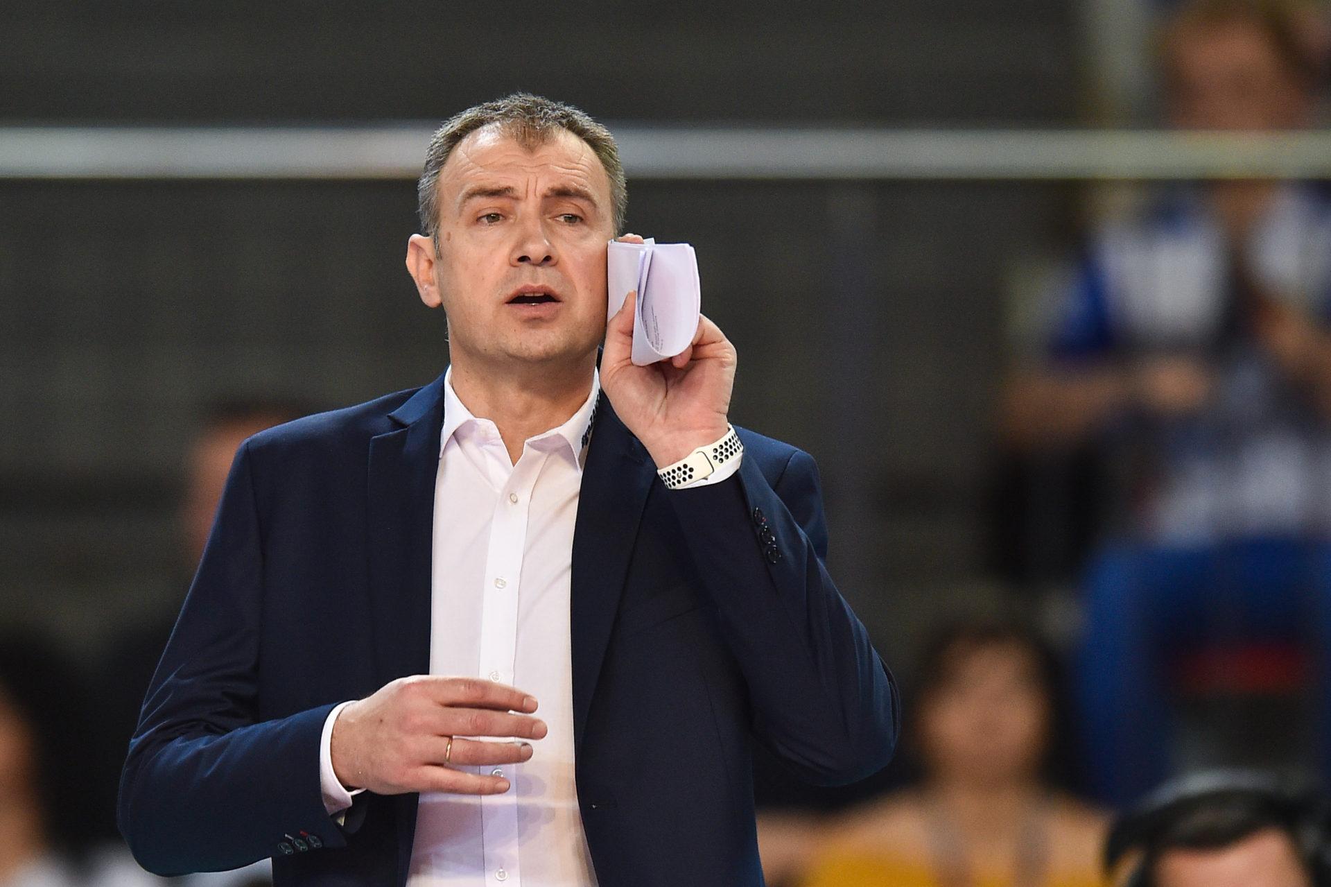 Nikola Grbić: Zagraliśmy dobry mecz