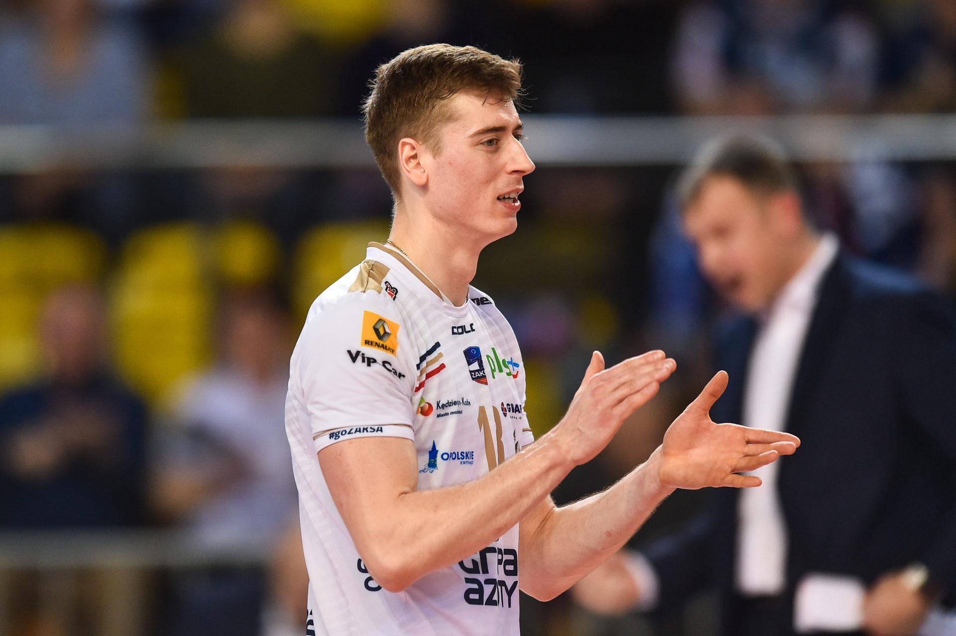 Kamil Semeniuk: Im szybciej wygrywamy, tym lepiej