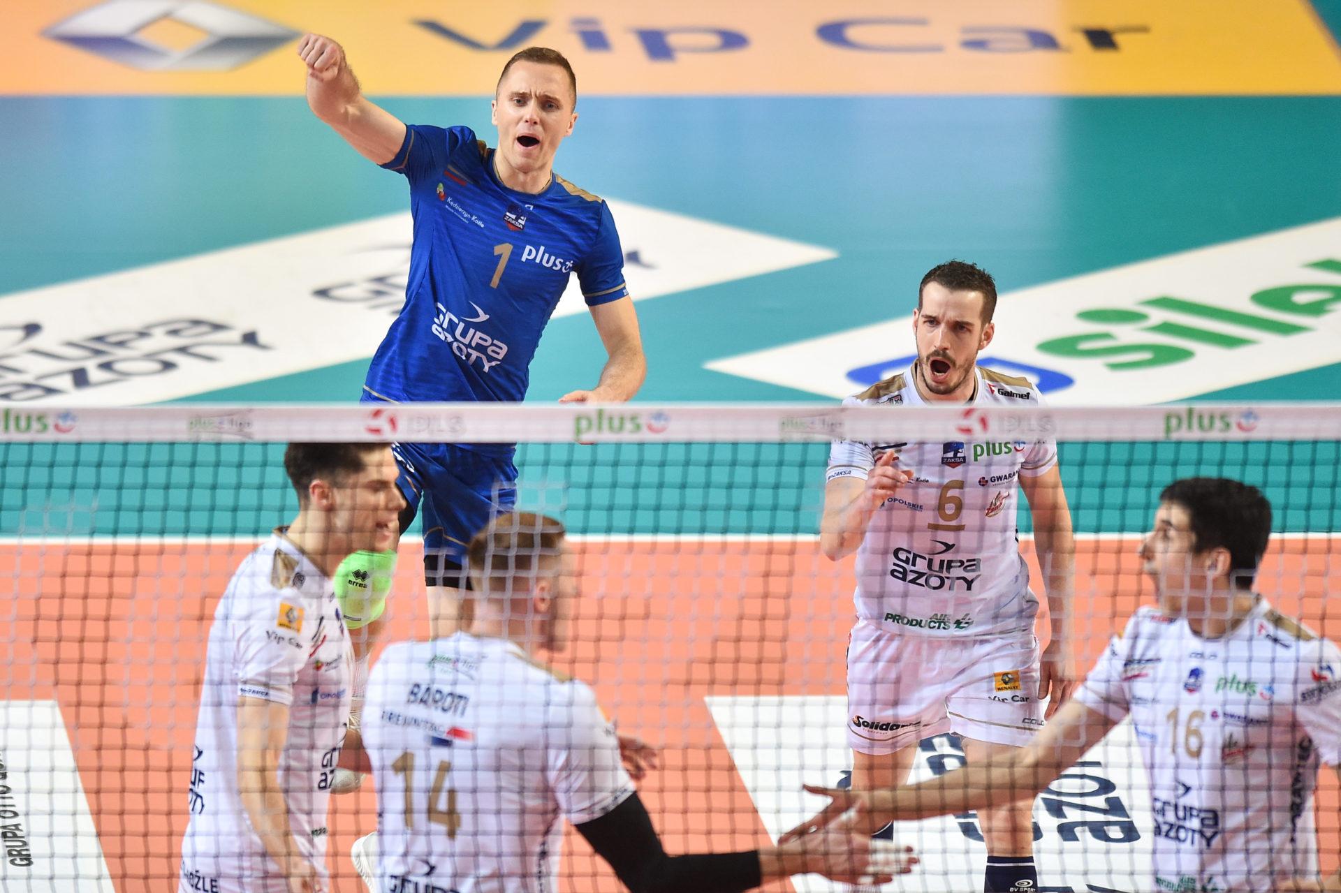 ZAKSA na fali, kolejne zwycięstwo mistrza Polski