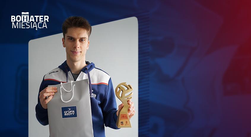 #BohaterMiesiąca lutego: Aleksander Śliwka