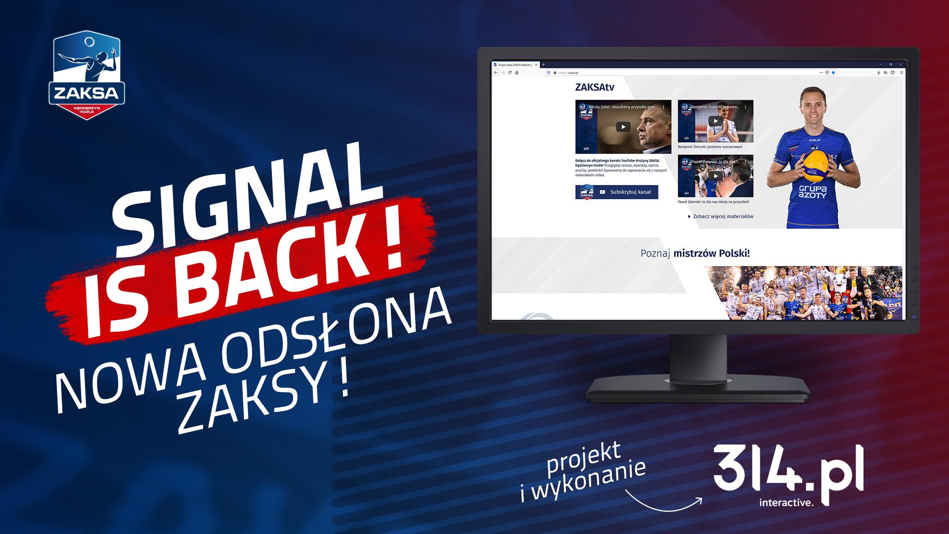 Nowa odsłona mistrza Polski