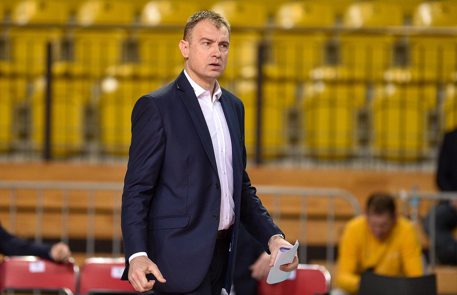 Nikola Grbić: Straciliśmy przywilej grania w domu
