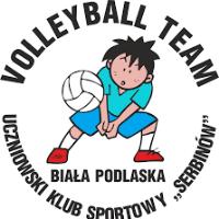 Logo UKS Serbinów Biała Podlaska