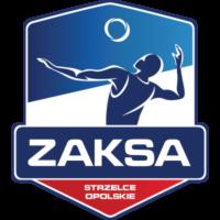 Logo ZAKSA Strzelce Opolskie