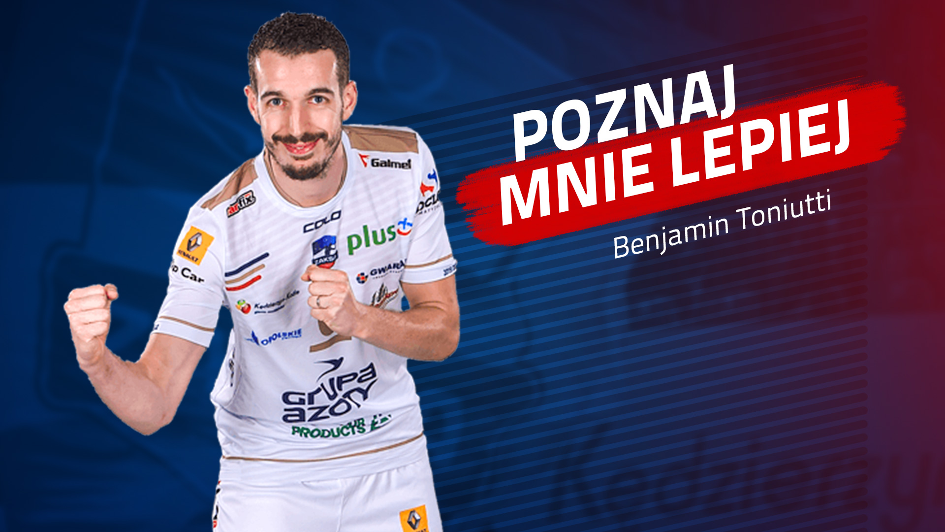 Poznaj mnie lepiej: Benjamin Toniutti