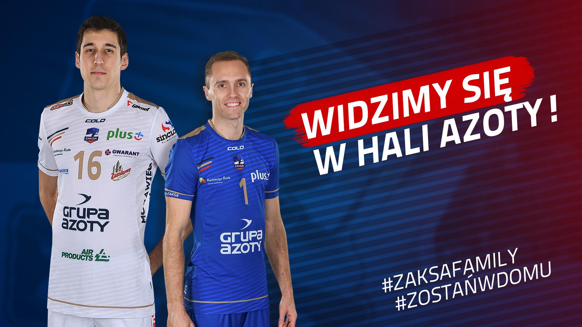 P. Zatorski i K. Rejno: Widzimy się w przyszłym sezonie!