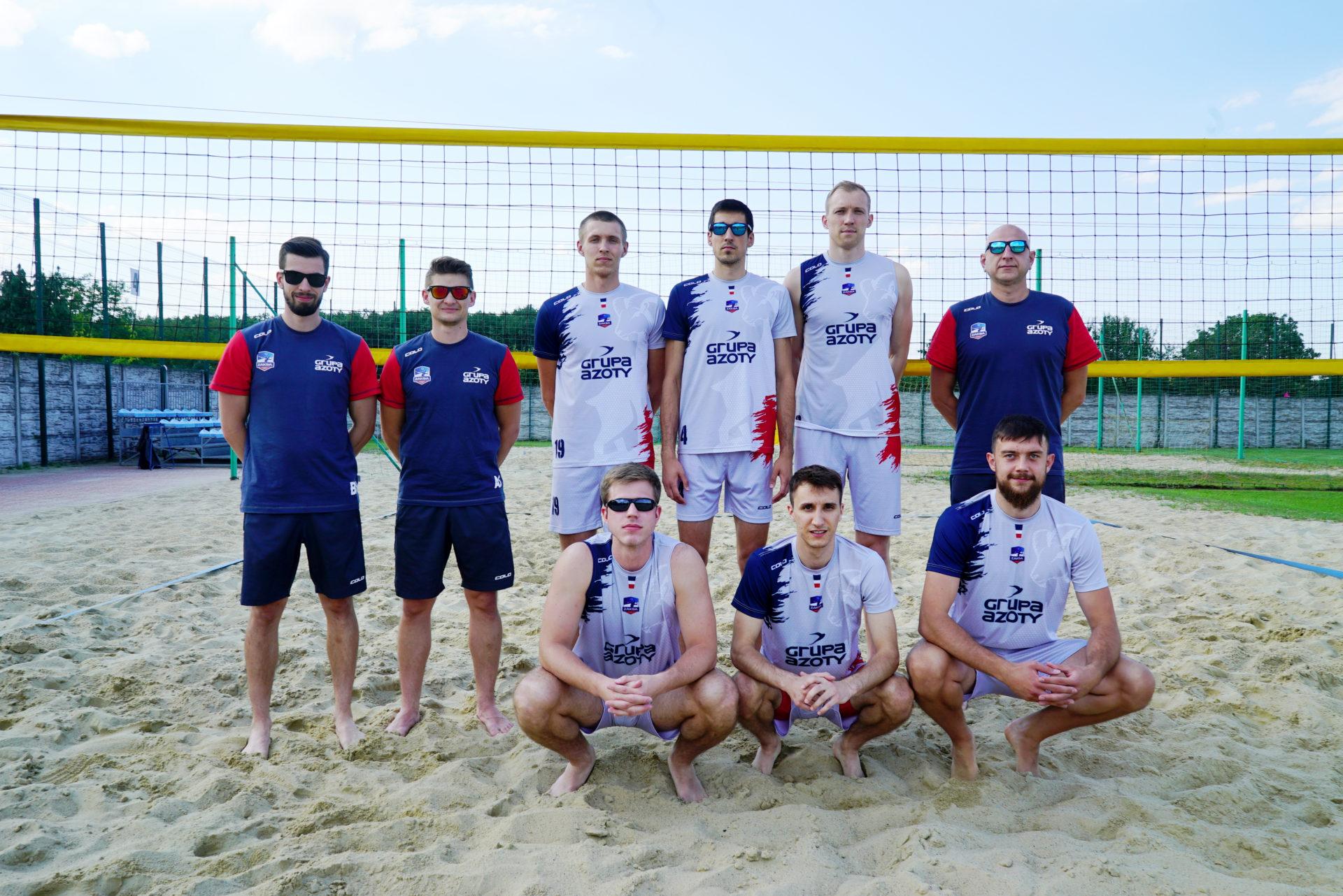 Skład Grupy Azoty ZAKSA Kędzierzyn-Koźle na PreZero Grand Prix
