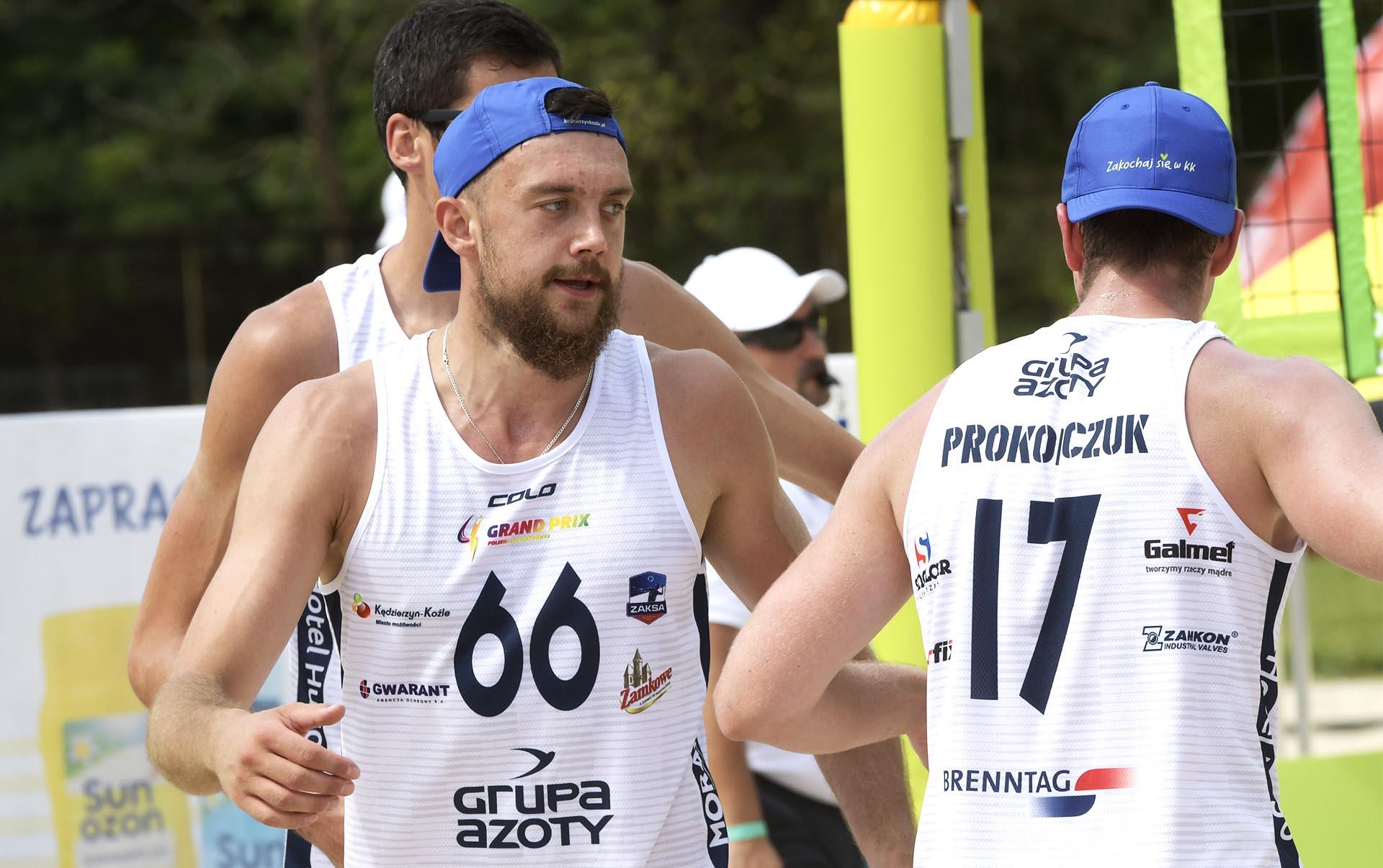 Korneliusz Banach i Mateusz Zawalski o meczu z GKS-em Katowice