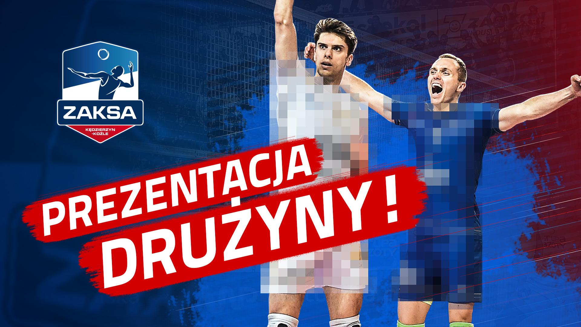 Prezentacja składu ZAKSY na sezon 2020/2021!