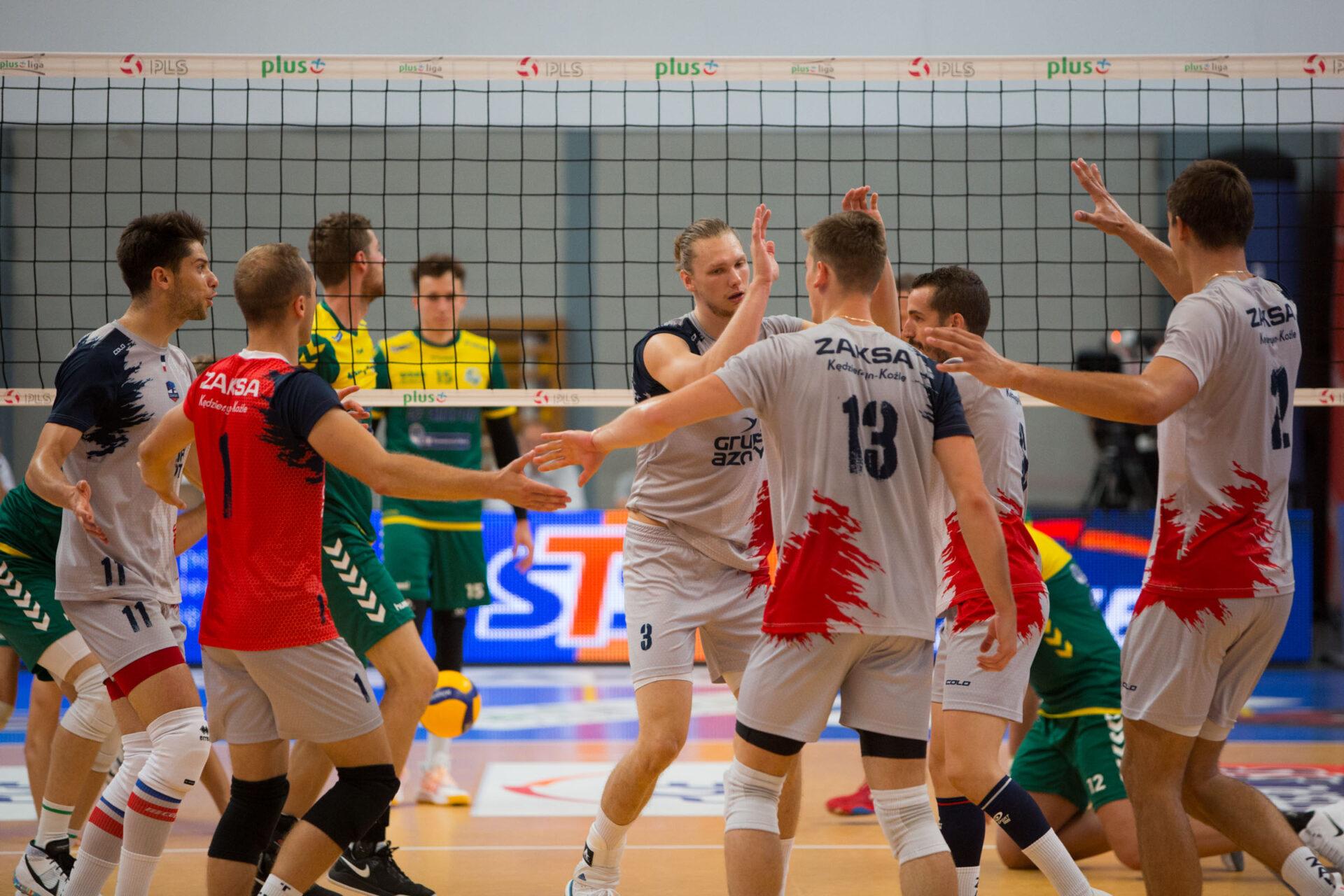ZAKSA zagra ze Skrą w finale jubileuszowego turnieju w Bełchatowie