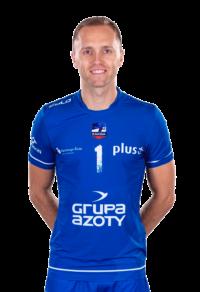 Paweł Zatorski - zawodnik Zaksa