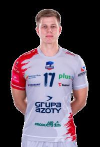 Rafał Prokopczuk - zawodnik Zaksa