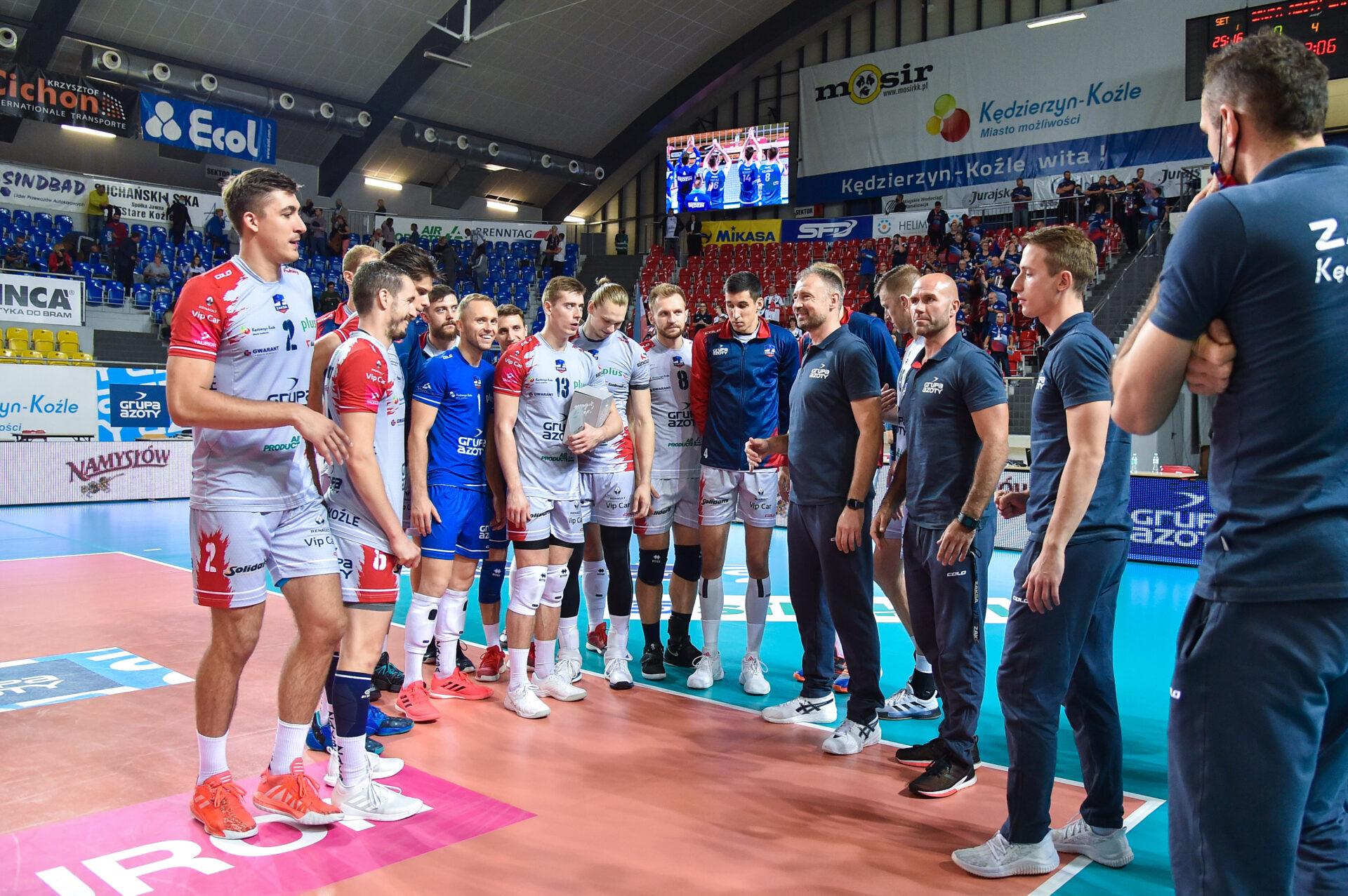 Hit kolejki: ZAKSA o ligowe punkty powalczy w Bełchatowie