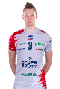 Jakub Kochanowski - zawodnik Zaksa